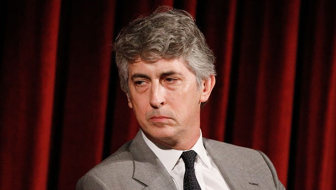 """Alexander Payne attends a screening of """"Downsizing"""" on Dec. 13, 2017, in New York City."""