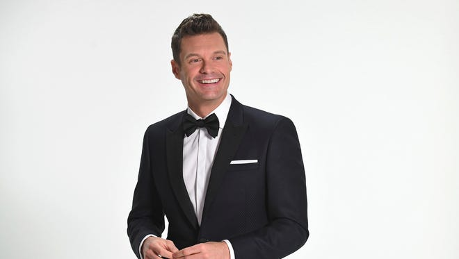 Ryan Seacrest hosts 'Dick Clark's New Year's Rockin' Eve with Ryan Seacrest.'