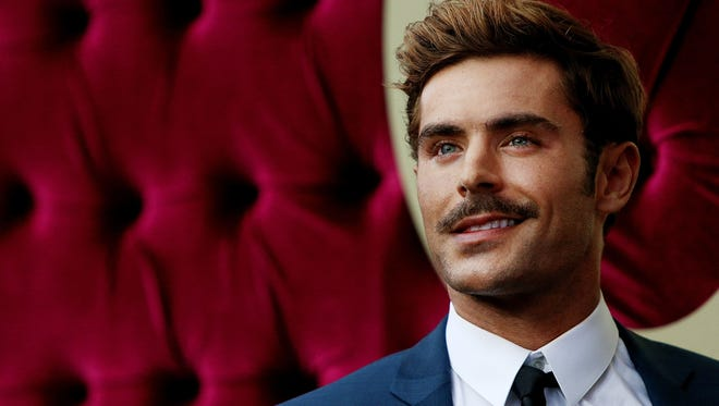 Zac Efron attends the Australian premiere of 'The Greatest Showman.'