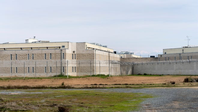 Bob Wiley Detention Facility on Monday, January 29, 2018.