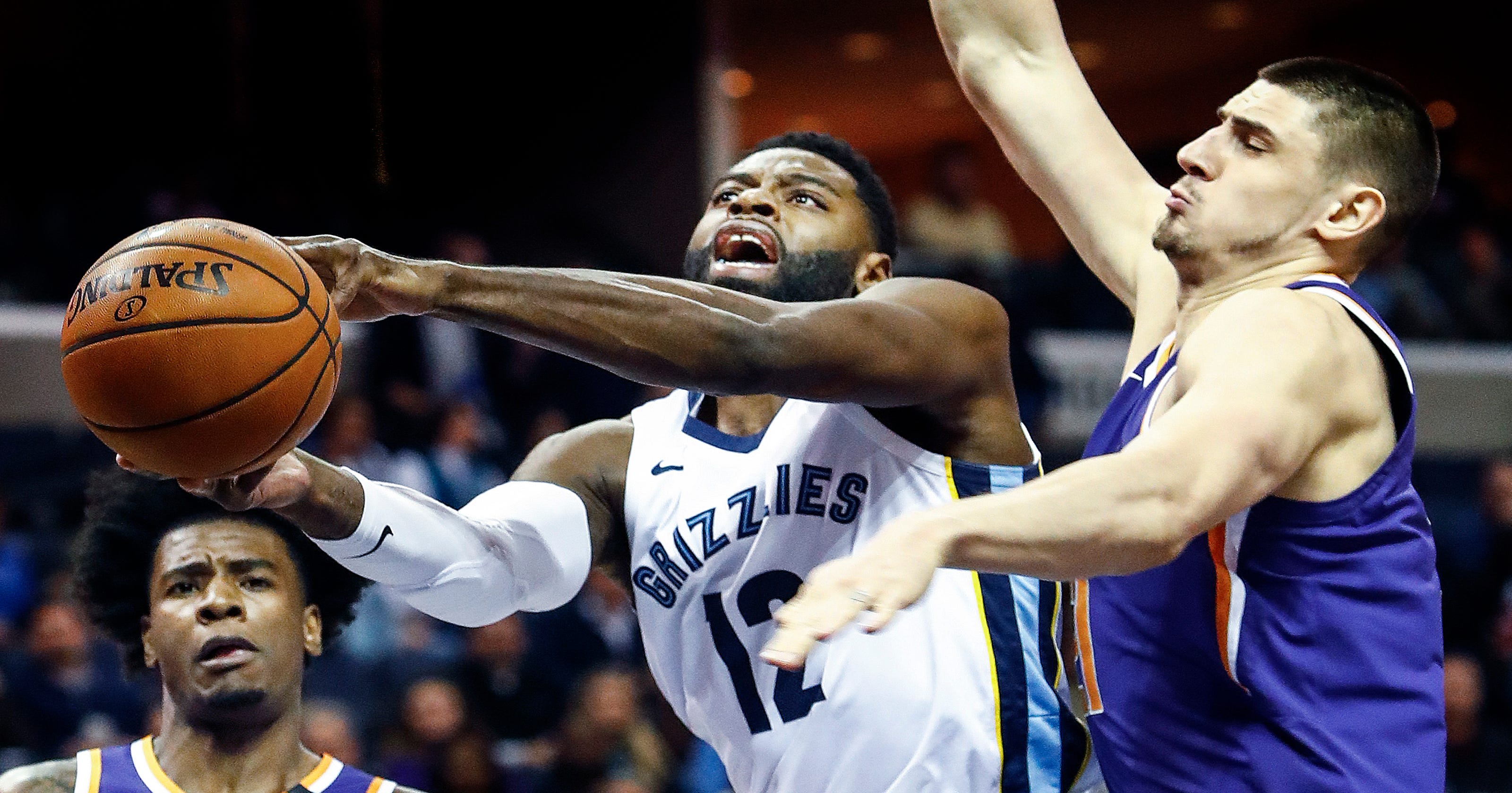 409021e133c Grizzlies  Why Tyreke Evans wasn t traded