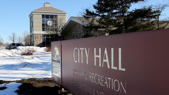 Brookfield City Hall File