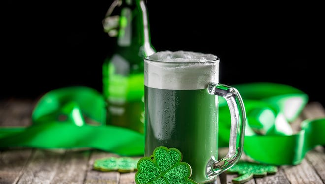 Middlesex police are warning drivers to be sober this St. Patrick's Day weekend or risk getting pulled over for drunk driving.