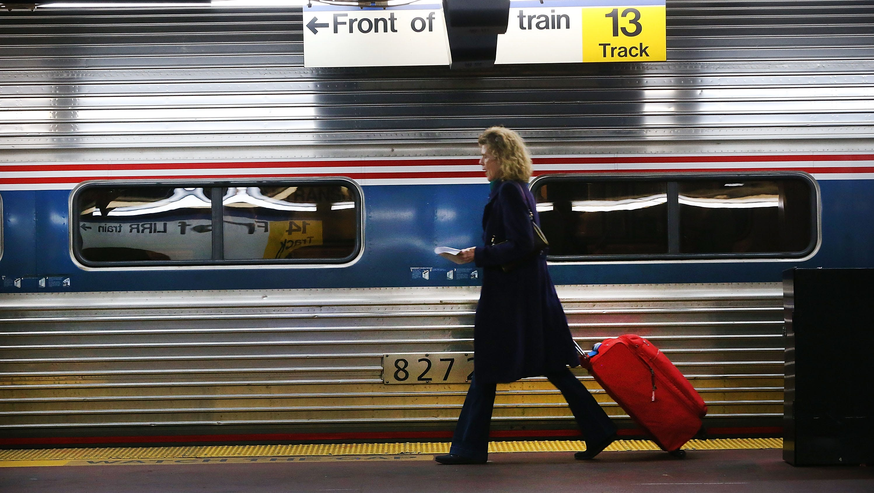 Is Amtrak becoming like the airlines?