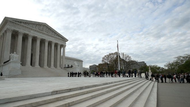 Sports betting could become legal nationwide after a Supreme Court ruling