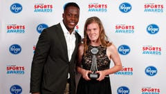 The Brown School's Caitlin Roy named Courier Journal Girls Special Olympics Athlete of the Year