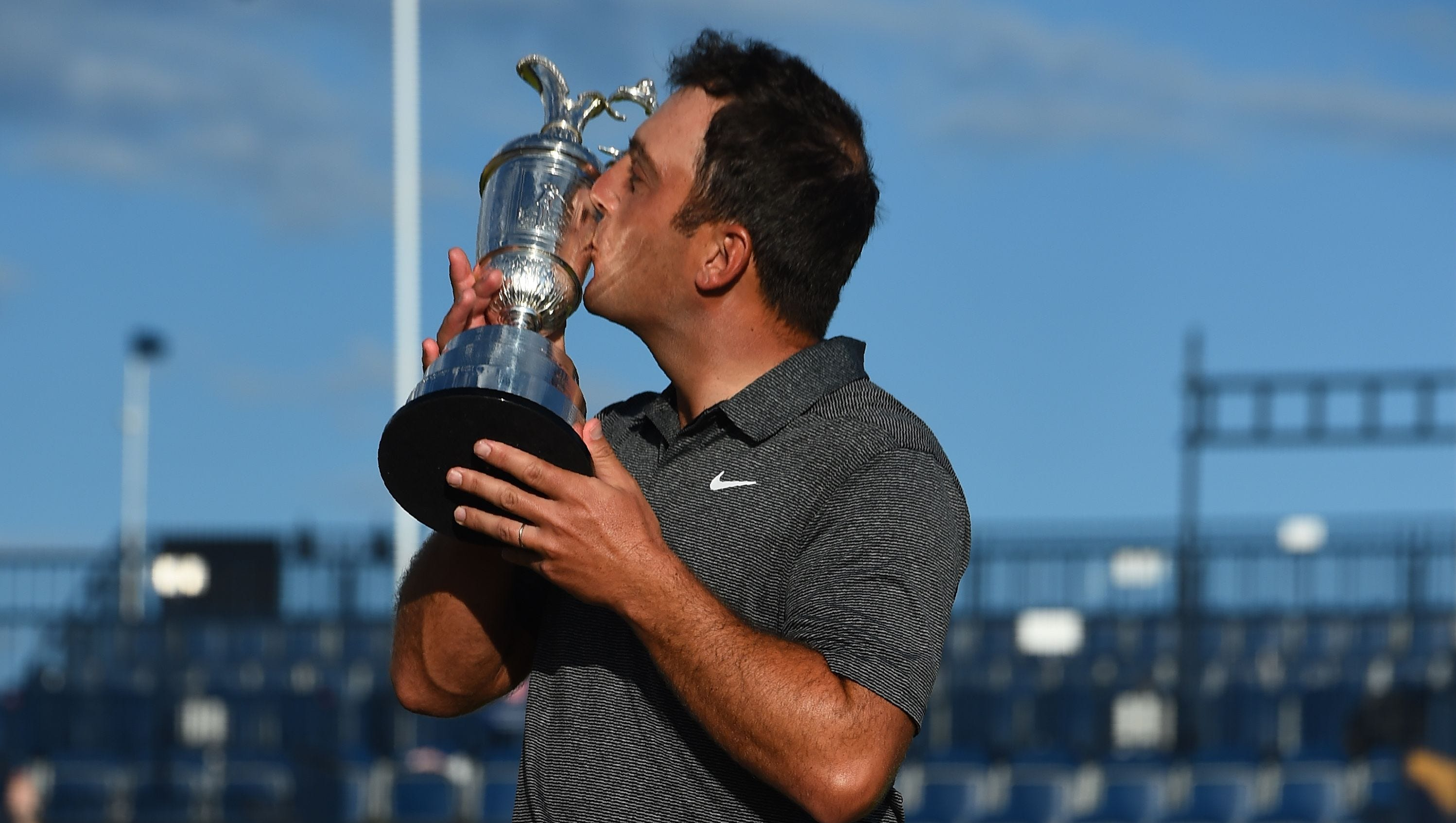 francesco molinari wins british open as tiger woods makes