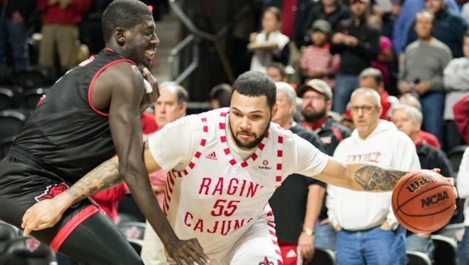 UL's Justin Miller finished with 19 points, five rebounds and three assists in the Cajuns' 94-83 home loss to Arkansas State in the Sun Belt Conference opener.