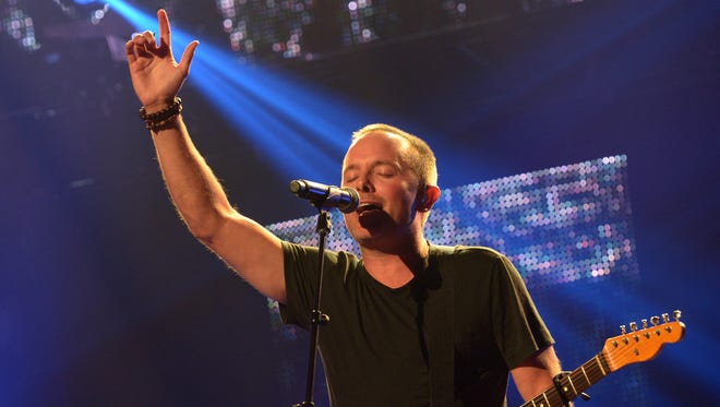 Chris Tomlin will perform on March 8 at Bankers Life Fieldhouse.