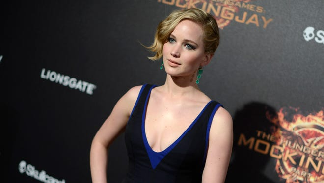 Jennifer Lawrence, 24, is speaking out about those nude photos that were stolen via hacking and posted online in an exclusive interview with Vanity Fair for its November issue.