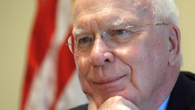 Sen. Patrick Leahy, D-Vt., chairman of the Senate Judiciary Committee and sponsor of the USA Freedom Act.