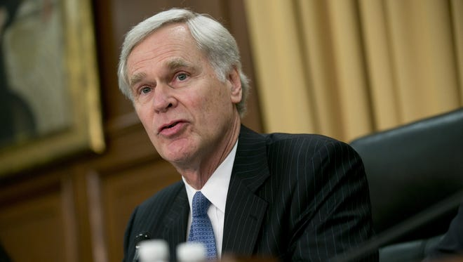 Rep. Ander Crenshaw, R-Fla., is a lead sponsor of the ABLE Act.