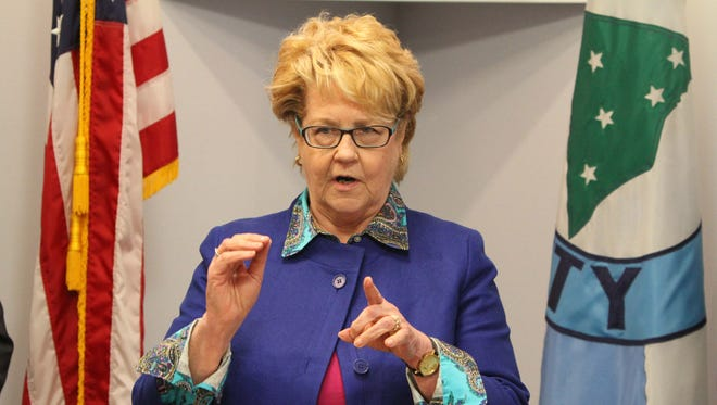 (file photo) Susan Sherwood, Commissior of Social Services for Rockland County.
