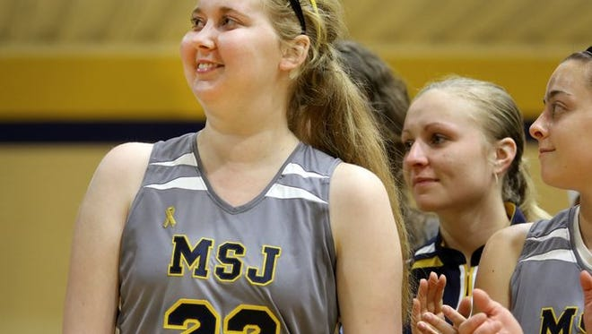 Lauren Hill has done so much for DIPG research and children that she should receive an honorary degree from MSJ, per a new petition at change.org.