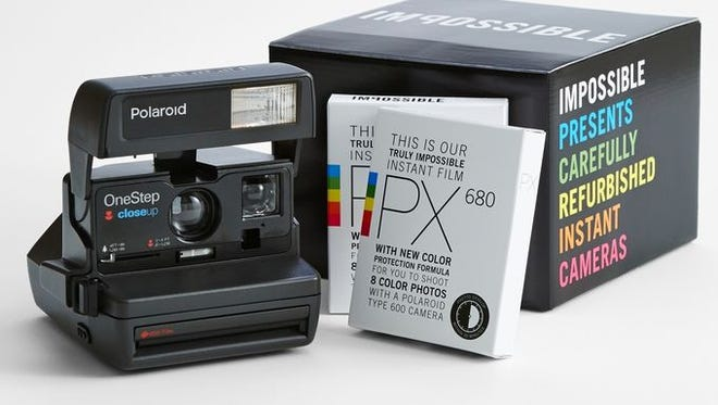 Products from Polaroid
