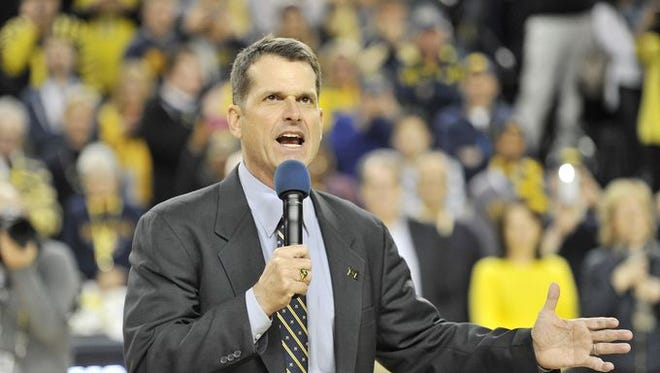 Jim Harbaugh believes Midwestern ties trump Big Ten rivalry when it comes to the National Championship game, which is why he is rooting for Ohio State on Monday.