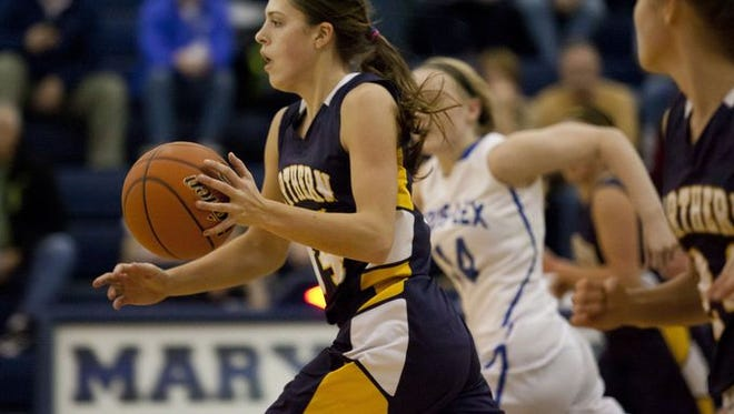 Northern junior Kiana Votava and the Huskies sit atop of the first girls basketball poll of the season.