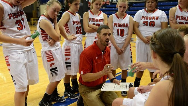 The Pisgah girls basketball team is 17-0 after Tuesday's home win over East Henderson.