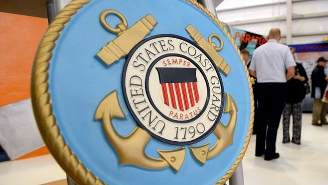 The National Naval Aviation Museum opened a new Coast Guard Aviation exhibit.