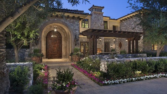 Randy Johnson, the former Diamondbacks pitcher, and his wife, Lisa, listed their Paradise Valley home for sale. The seven-bedroom, 12-bath home is situated on five acres.