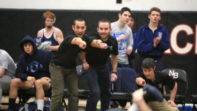 Enka wrestling completed a 6-0 run to the Mountain Athletic Conference 3-A championship on Thursday.