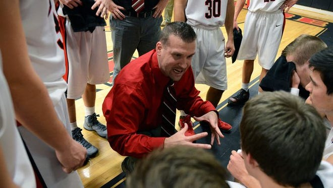 North Buncombe boys coach Joey Bryson and the Black Hawks are 19-1 overall and 9-0 in the Mountain Athletic Conference after Friday's 36-point win over Roberson.