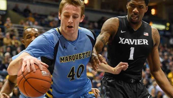 Xavier forward Jalen Reynolds has been a huge contributor in the last four games. He has picked up technical fouls in three of those games.