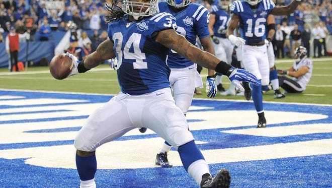 The Indianapolis Colts waived running back and Escambia High graduate Trent Richardson on Thursday.