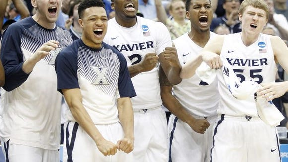 Xavier garnered just six votes in the USA Today Postseason