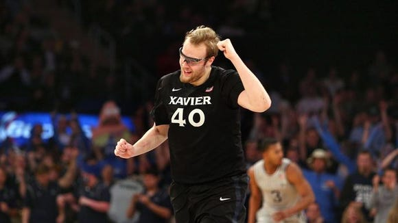 Matt Stainbrook is playing this week in the Portsmouth