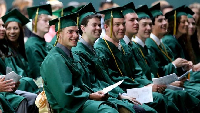 Mid Valley Graduation 2015