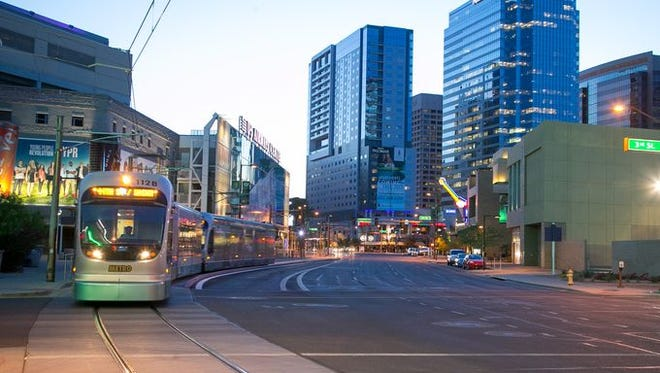 Trains, planes and automobiles? Which is the fastest mode of public transit in Phoenix? We put four Republic reporters on the street to find out.
