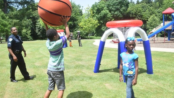 Alexandria's new mobile recreation program called Rec2U will feature games, recreation, food and music as it officially launches at 10:30 a.m. Tuesday in Helen Black Park.