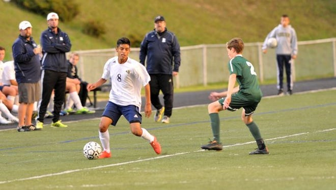 Christian Chavez and Roberson host defending 4-A state champion Ronald Reagan on Thursday night.