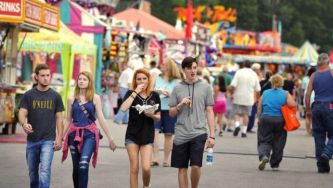 The Wilson County Fair drew more than 213,000 in its opening three-day weekend.