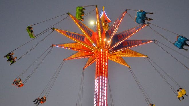 The 2015 Pensacola Interstate Fair is coming soon.