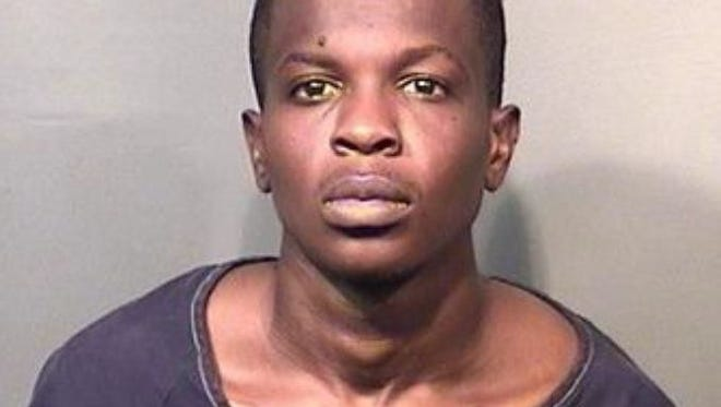 Davorius Levon Smith, 26, of Melbourne was shot and killed on Wednesday evening.