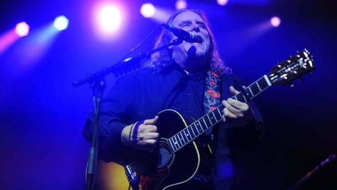 Guitarist and songwriter Warren Haynes will bring his Christmas Jam to Asheville on Dec. 12, marking the event's 27th year.