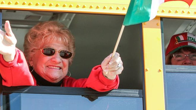 Ocean County Columbus Day Parade 2014 in Seaside Heights. The 24th annual parade takes place this Sunday.