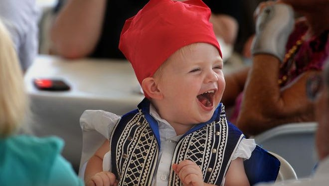 56th annual Greek Fest
