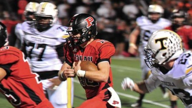 Pisgah beat Tuscola, 37-20, last year in Canton..
