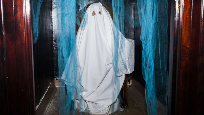 Cornerstone Center for the Arts' Nightmare on Main Street haunted house continues Oct. 23, 29 and 30, is aimed at children under the age of 12.