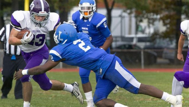 Rumson has an inside track to a top seed.