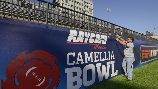 Raycom Media Camellia Bowl returns to Montgomery in December.