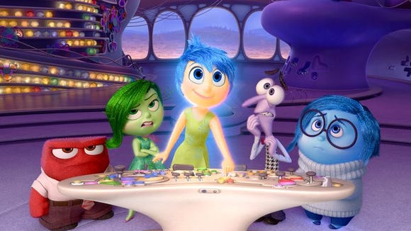 """Inside Out"" is worth owning on Blu-ray."