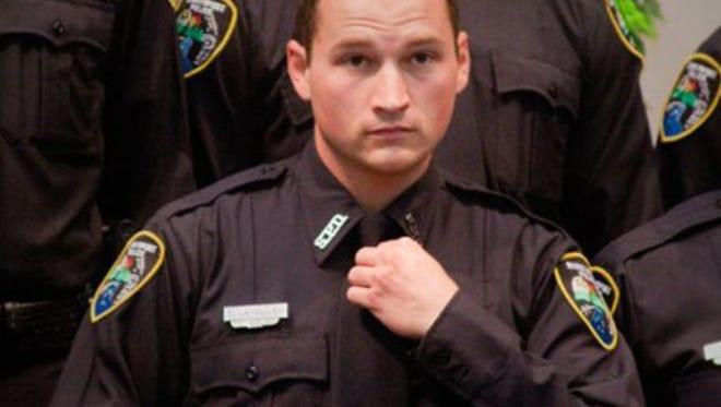 Shreveport Police Officer Thomas LaValley