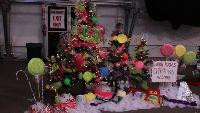 The annual Festival of Trees will be hosted next week at the CasaBlanca Resort Casino.