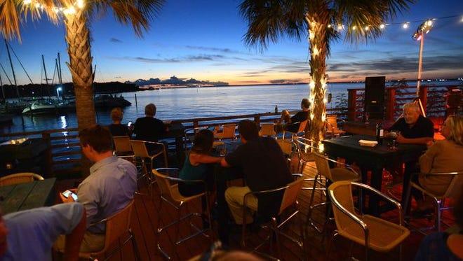 Gulf Breeze sunset