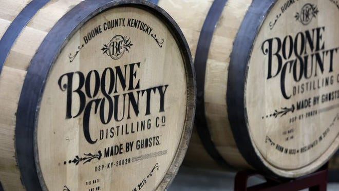 The Boone County Distilling Co is located at 10601 Toebben Dr., in Boone County and will feature a store front and tasting room.
