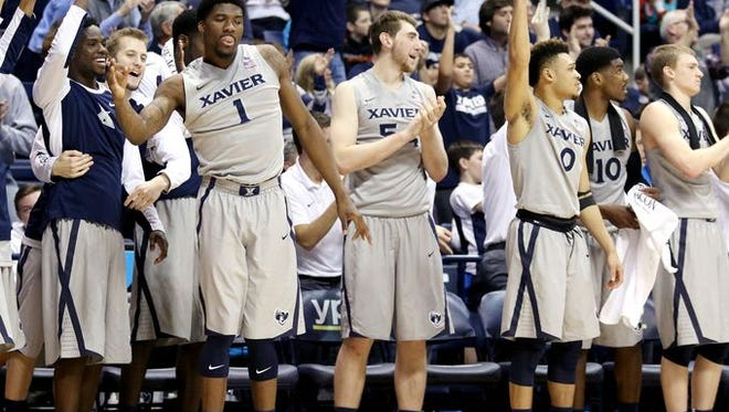 No. 10 Xavier (11-0) plays its last non-conference game Tuesday at Wake Forest (8-2) in the Skip Prosser Classic.